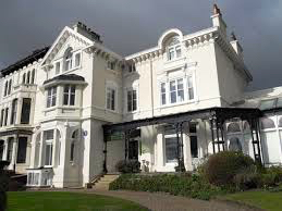 Edwardian Terrace, Beach Lawn, Crosby, Merseyside