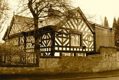 Slade Hall, Manchester