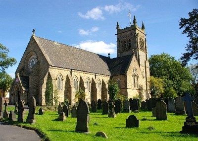 St Matthew's Church, Little Lever, Lancashire