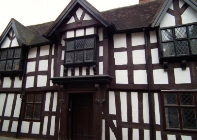 The Porch House, Shrewsbury