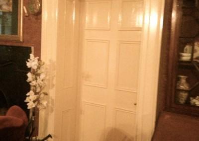 Period door restoration