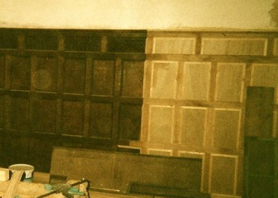 Panel restoration