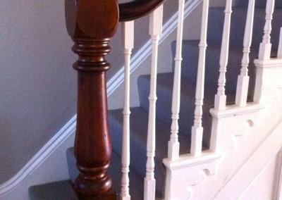 Victorain staircase