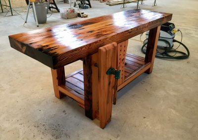 Bespoke work bench